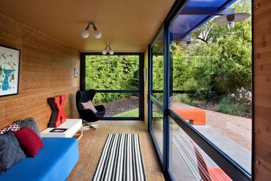 5 ngôi nhà container được đánh giá là đẹp nhất thế giới - Ảnh 6.