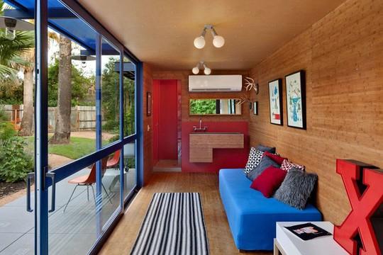 5 ngôi nhà container được đánh giá là đẹp nhất thế giới - Ảnh 7.