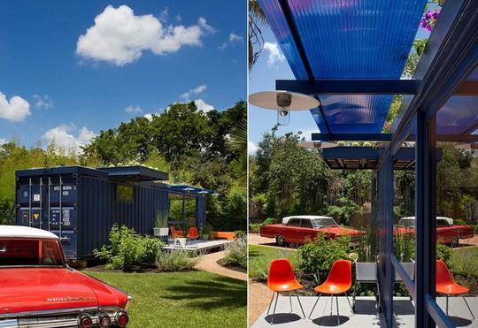 5 ngôi nhà container được đánh giá là đẹp nhất thế giới - Ảnh 8.