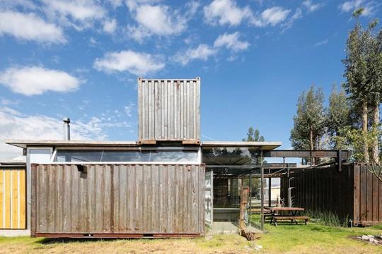 5 ngôi nhà container được đánh giá là đẹp nhất thế giới - Ảnh 10.