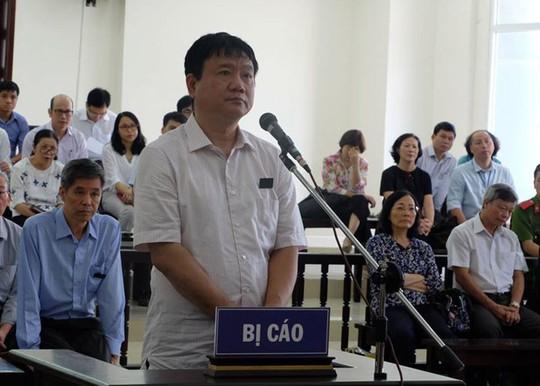 Ông Đinh La Thăng bị tòa tuyên y án 18 năm tù, bồi thường 600 tỉ đồng - 1