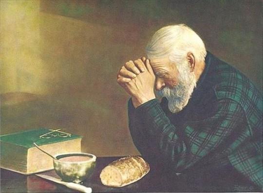 Chuyện ông lão nghèo và ổ bánh mì - Ảnh 1.