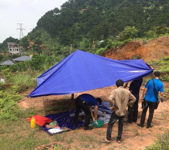 Hà Nội: Phát hiện xác người phân hủy mạnh trên núi Sóc Sơn 2