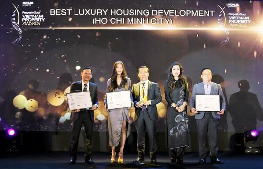 Khang Điền vinh dự nhận giải Propertyguru VN Property Awards 2018 - Ảnh 1.