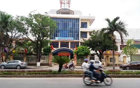 Giám đốc Đài PT-TH Quảng Bình bị kỷ luật khiển trách - Ảnh 1.