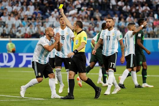 Iceland trắng tay, Argentina đoạt vé nghẹt thở trước Nigeria - Ảnh 11.