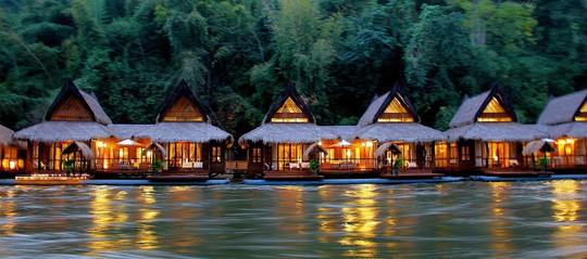 Khách sạn trên sông độc đáo cho những kẻ mộng mơ - Ảnh 4.