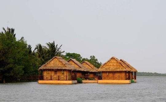 Khách sạn trên sông độc đáo cho những kẻ mộng mơ - Ảnh 8.