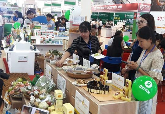 180 gian hàng tham gia Hội chợ Triển lãm Nông nghiệp Quốc tế lần thứ 18 - Ảnh 3.