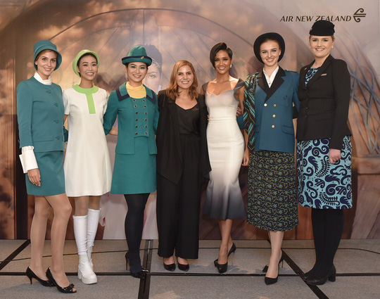 Hoa hậu H'Hen Niê đồng hành cùng Air New Zealand - Ảnh 3.