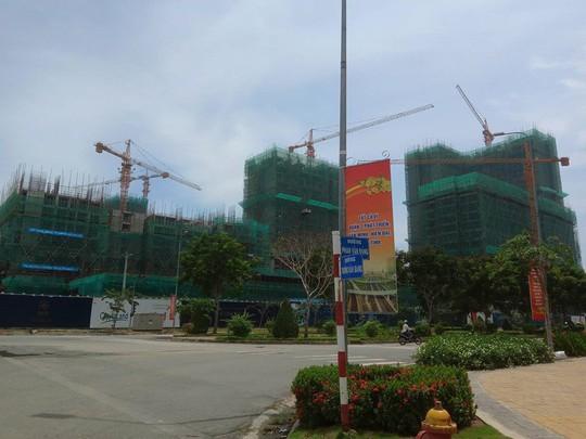 Vừa thông cầu, giá nhà đất đảo Kim Cương đã tăng mạnh - Ảnh 3.