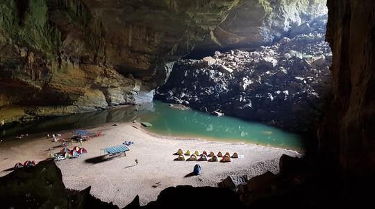 Khám phá Hang Én, hang động lớn thứ ba thế giới - Ảnh 12.