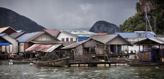 Ko Panyi: Ngôi làng nổi độc đáo ở Thái Lan - Ảnh 4.