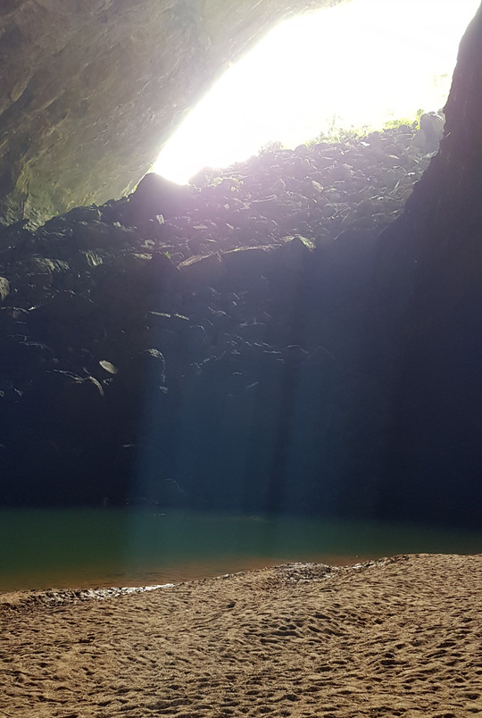 Khám phá Hang Én, hang động lớn thứ ba thế giới - Ảnh 13.