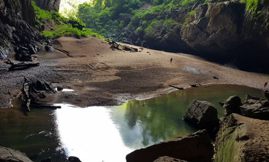 Khám phá Hang Én, hang động lớn thứ ba thế giới - Ảnh 20.