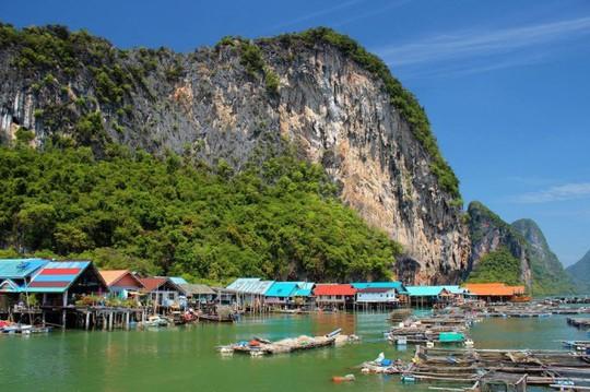 Ko Panyi: Ngôi làng nổi độc đáo ở Thái Lan - Ảnh 8.