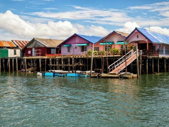 Ko Panyi: Ngôi làng nổi độc đáo ở Thái Lan - Ảnh 9.