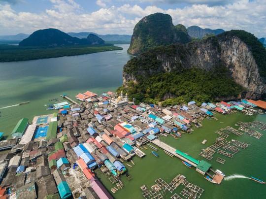 Ko Panyi: Ngôi làng nổi độc đáo ở Thái Lan - Ảnh 3.