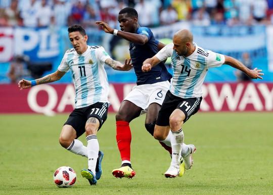 Pháp - Argentina 4-3: Mbappe được so sánh với Pele, Ronaldo béo - Ảnh 4.