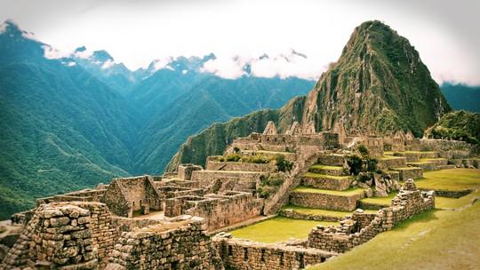 Bỏ quên linh hồn tại Machu Picchu - Ảnh 1.