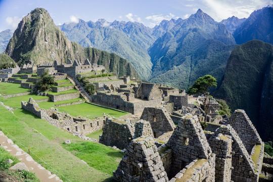 Bỏ quên linh hồn tại Machu Picchu - Ảnh 11.