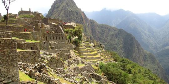 Bỏ quên linh hồn tại Machu Picchu - Ảnh 13.
