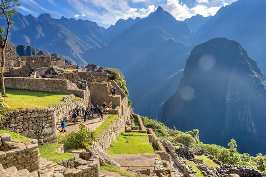 Bỏ quên linh hồn tại Machu Picchu - Ảnh 2.