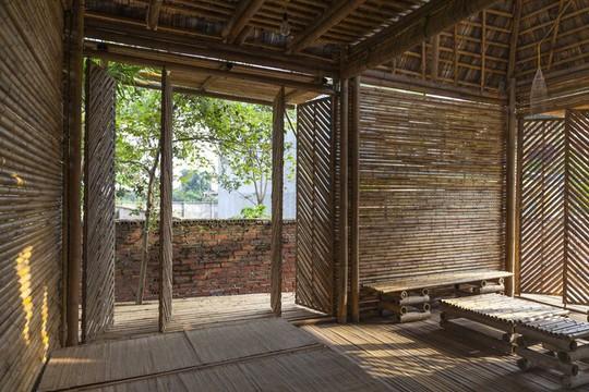 Ngôi nhà bằng tre đoạt nhiều giải thưởng kiến trúc thế giới - Ảnh 9.