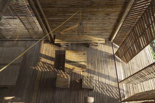 Ngôi nhà bằng tre đoạt nhiều giải thưởng kiến trúc thế giới - Ảnh 10.