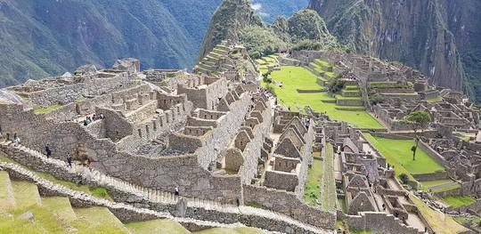 Bỏ quên linh hồn tại Machu Picchu - Ảnh 9.