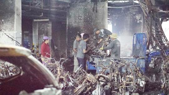 Nhiều góc khuất trong vụ cháy Carina - Ảnh 1.