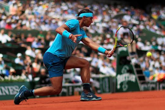 Roland Garros 2018: Nadal giành vé vào tứ kết, Serena Williams từ bỏ đại chiến vì chấn thương - Ảnh 3.