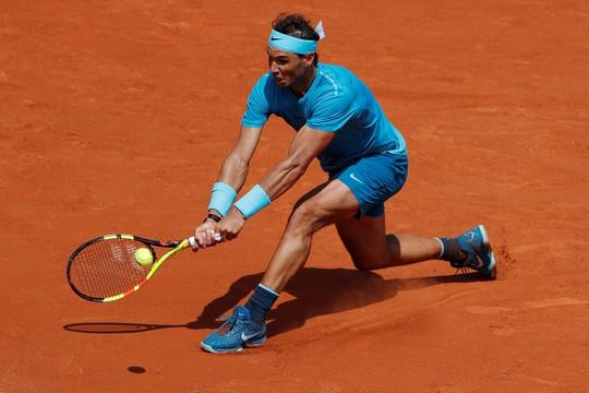 Roland Garros 2018: Nadal giành vé vào tứ kết, Serena Williams từ bỏ đại chiến vì chấn thương - Ảnh 1.