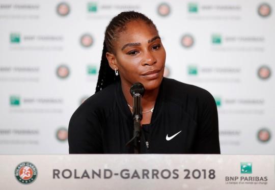 Roland Garros 2018: Nadal giành vé vào tứ kết, Serena Williams từ bỏ đại chiến vì chấn thương - Ảnh 6.