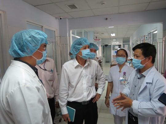 Ổ dịch cúm ở BV Từ Dũ: 12 giờ trưa nay mở lại lầu 5 - Khoa Nội soi - Ảnh 2.