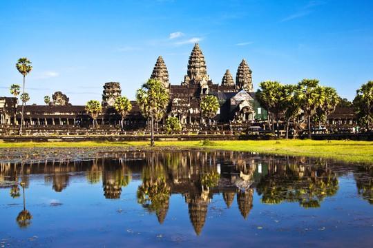 Khám phá 5 kỳ quan của Đông Nam Á - Ảnh 1.