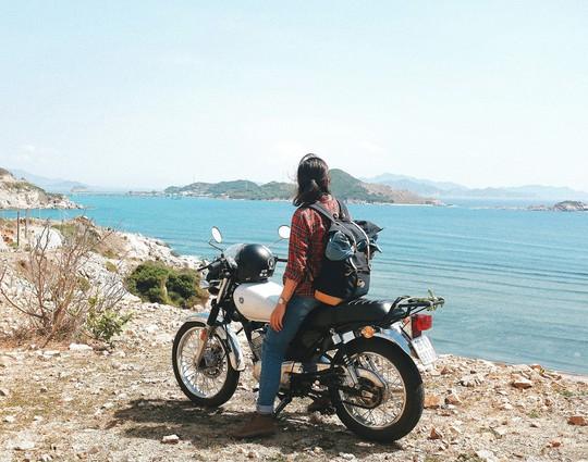 9X Hà thành và chuyến độc hành xuyên Việt bằng xe máy - Ảnh 1.