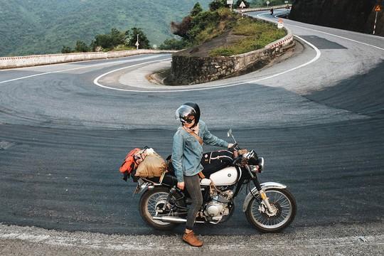 9X Hà thành và chuyến độc hành xuyên Việt bằng xe máy - Ảnh 2.