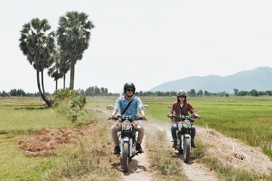 9X Hà thành và chuyến độc hành xuyên Việt bằng xe máy - Ảnh 11.