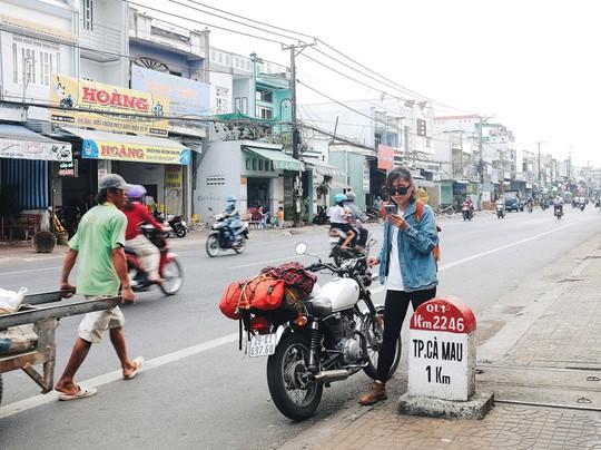 9X Hà thành và chuyến độc hành xuyên Việt bằng xe máy - Ảnh 12.