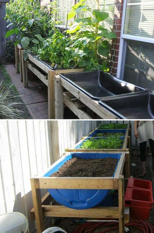 Sáng tạo này sẽ biến đất trống thành vườn rau đẹp - Ảnh 16.