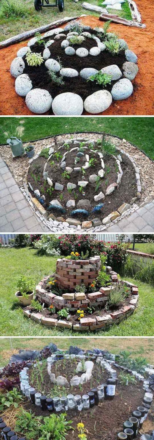 Sáng tạo này sẽ biến đất trống thành vườn rau đẹp - Ảnh 4.