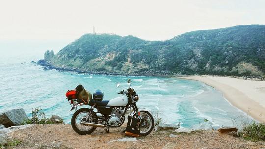 9X Hà thành và chuyến độc hành xuyên Việt bằng xe máy - Ảnh 4.