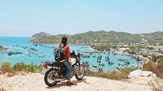 9X Hà thành và chuyến độc hành xuyên Việt bằng xe máy - Ảnh 6.