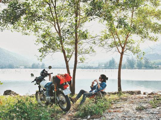 9X Hà thành và chuyến độc hành xuyên Việt bằng xe máy - Ảnh 9.