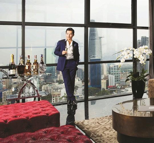 Bên trong căn hộ 220 tỷ của diễn viên Trần Bảo Sơn - Ảnh 7.