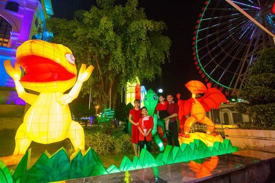 Hàng ngàn đèn lồng sẽ thắp sáng Sun World Danang Wonders suốt một tháng - Ảnh 4.