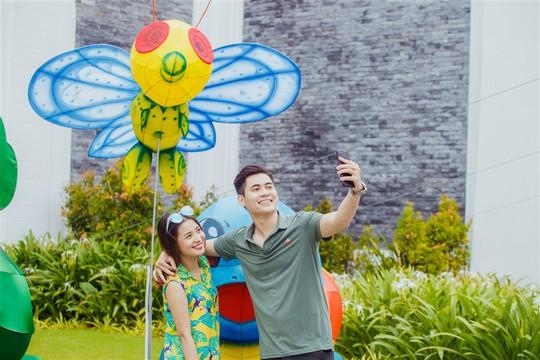 Hàng ngàn đèn lồng sẽ thắp sáng Sun World Danang Wonders suốt một tháng - Ảnh 3.