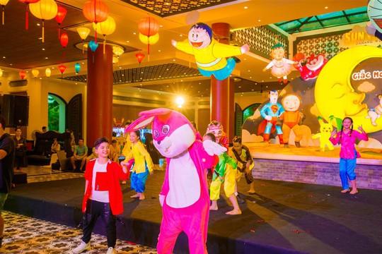 Hàng ngàn đèn lồng sẽ thắp sáng Sun World Danang Wonders suốt một tháng - Ảnh 6.