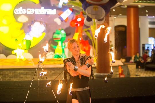 Hàng ngàn đèn lồng sẽ thắp sáng Sun World Danang Wonders suốt một tháng - Ảnh 7.